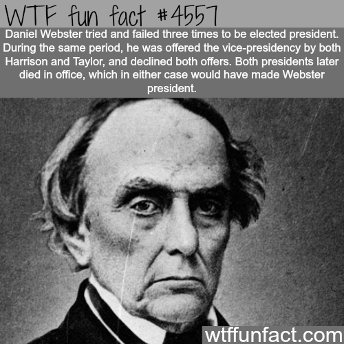 This man could have been president but refused -   WTF fun facts
