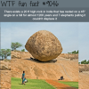 this mysterious rock cant be moved wtf fun