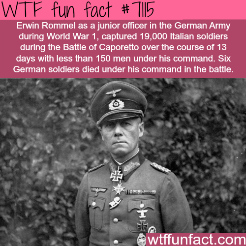 This officer captured 19