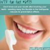 tips on brushing your teeth wtf fun fact