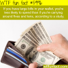 tips on how to save money wtf fun facts