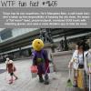 tokyos superhero wtf fun fact