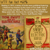 tom swift and his electric rifle wtf fun facts