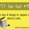 top blogs in japan