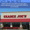 trader joes try before you buy policy wtf fun