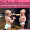 twins often make their own language wtf fun