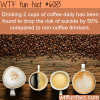 two cups coffee wtf fun facts