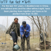 two disabled men from china planted more than