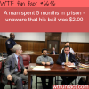 two dollar bail wtf fun facts