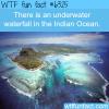 underwater waterfall indian ocean wtf fun