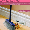vacuum baseboards no more dealing with dust pans