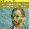 van gogh wtf fun fact