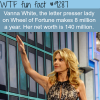vanna white wtf fun facts