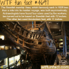 vasa the swedish warship wtf fun facts