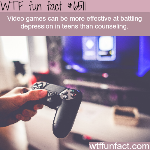 Video games - WTF fun facts