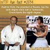 vladimir putin earns a ninth degree black belt