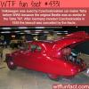 volkswagen beetle vs tatra t97 wtf fun facts