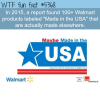walmarts products labeled made in the usa wtf