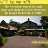 warren buffett facts