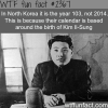 weird facts about north korea