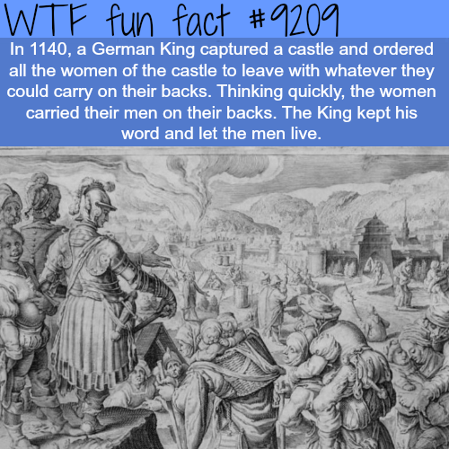 Weird History Facts - WTF Fun Fact