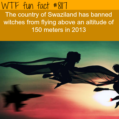 Weirdest laws in the world - WTF fun facts