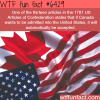 what if canada wants to join the usa wtf fun