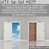 when one door closes another opens wtf fun