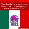 when taco bell attempted to enter mexico