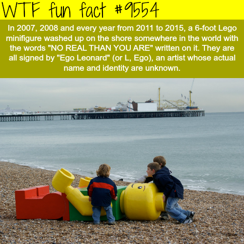 Who is Ego Leonard? - WTF fun fact