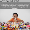 why do kids eat a lot of candy