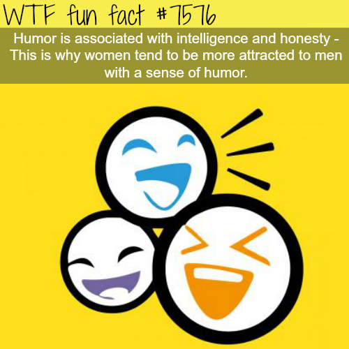 Why humor is a good quality - WTF fun facts