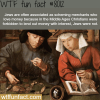 why jews are seen as greedy wtf fun fact