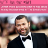 why jordan peele quit acting wtf fun facts
