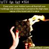 why louis vuitton burns their unsold merchandise