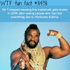 why mr t stopped wearing his gold chains wtf fun
