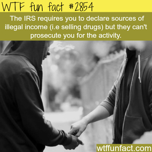 Why the IRS is the worst -WTF fun facts