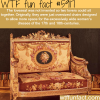 why the loveseat was invented wtf fun facts