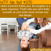 why you can t tickle yourself