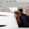 why you shouldnt eat snow wtf fun facts