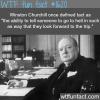 winston churchile facts tact