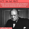 winston churchill wtf fun facts