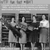 women in computer science wtf fun facts