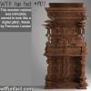 wooden cabinet looks digital