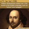words created by william shakespeare