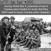 world war 2 canada s prisoners