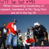 wu tang clan wtf fun facts