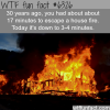 you only have about 4 minutes to wtf fun facts