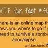 zombie apocalypse map