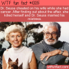 WTF Fact – Dr. Seuss Cheated